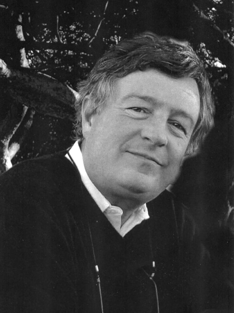 Author of book Elmer and Virginia, John Odell
